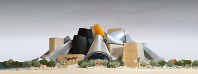 GUGGENHEIM ABU DHABI SET FOR COMPLETION BY 2025