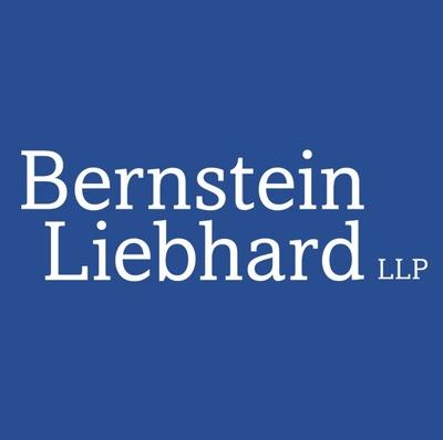 Bernstein Liebhard LLP. (PRNewsFoto/Bernstein Liebhard LLP) (PRNewsfoto/Bernstein Liebhard LLP)