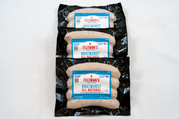 The name behind America's first hot dog—Feltman's of Coney Island—adds All-Natural Bratwurst to its premium meat product portfolio.