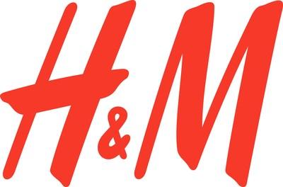 H&M logo (PRNewsfoto/H&M)