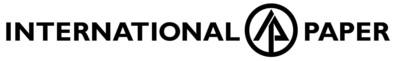 International Paper logo. (PRNewsfoto/International Paper)