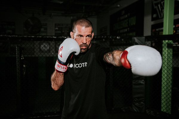 MMA veteran and UFC record-holder Matt Brown partners with precision nutrition company Rootine