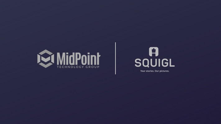 Midpoint Technology Group and Squigl announce new partnership.