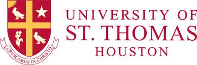 University of St. Thomas-Houston Logo (PRNewsfoto/University of St. Thomas-Houston)